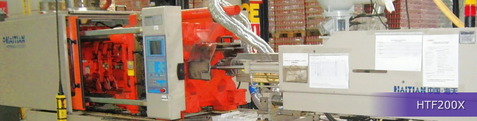 Injection moulding HTF200X